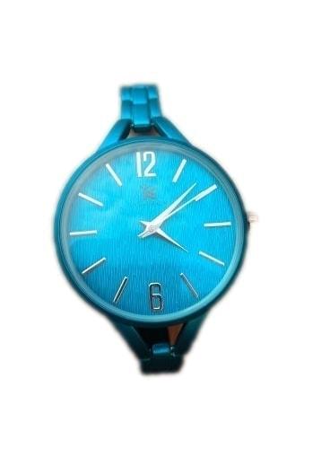 zegarek damski matowy miętowy