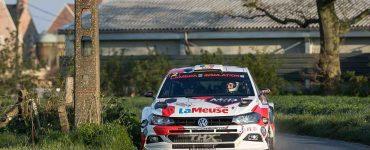 Cedric Cherain & Xavier Portier - Volkswagen Polo R5 - TAC Rally 2019