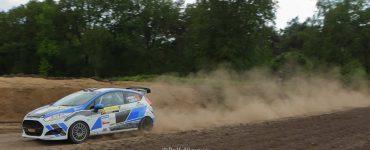 Jan Poortman & Martijn Ebben - Ford Fiesta R2 - ELE Rally 2019