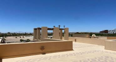 Apartment in El Gouna Abu Tig Marina For Sale 1 Bedroom With Roof