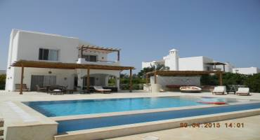4 Bedrooms villa For Rent in El Gouna - White Villas Phase 4 - EL Gouna Villa For Rent