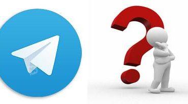 سوال های رایج ربات تلگرام