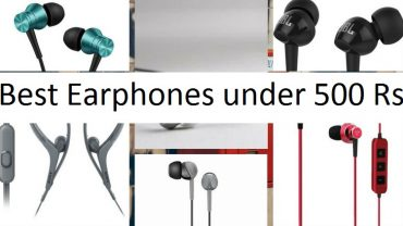 Best Earphones under 500 Rs