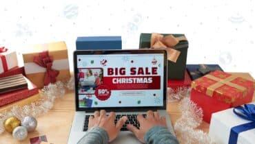 Esta Navidad las compras serán online