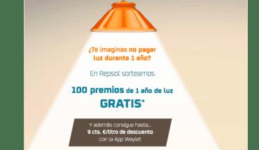 Luz gratis