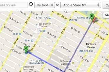 Maps_SAP_B1