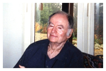 The picture of William Foote Whyte at his home, Cayuga, New York, 1996 was taken by Phillip Capper and is reproduced here under a Creative Commons Attribution 2.0 Generic licence.