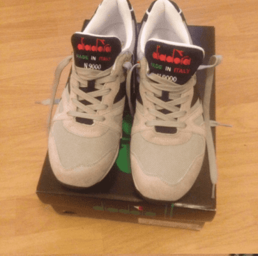 Diadora Made In italy