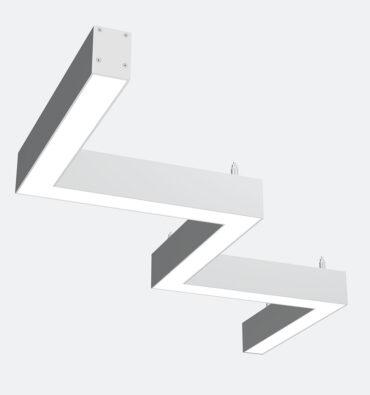 Линейный светильник INF-LED-N-ZIGZAG