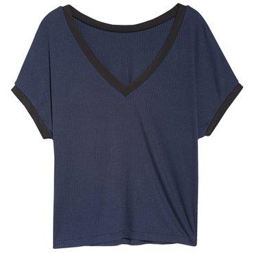 Sloggi lounge shirt | 40plusstyle.com