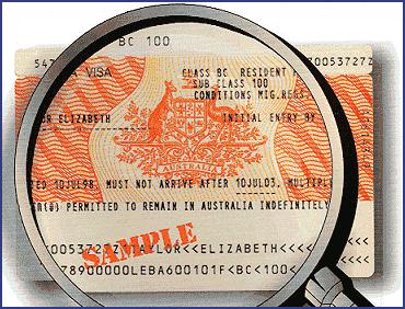 457 Visa Australia