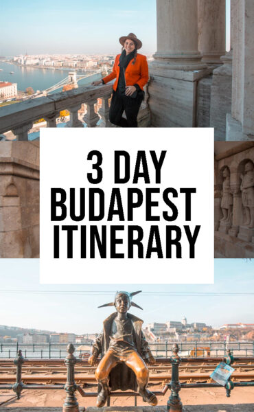 What to do in 3 days in Budapest
