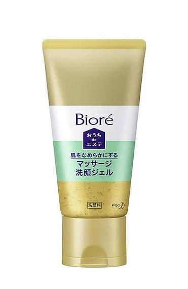 best shiseido facial wash