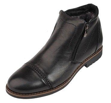 Как выбрать зимнюю обувь, классические ботинки с мехом