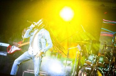 Can't Cool GRAMMY Award-Nominated Julian Marley's Fire