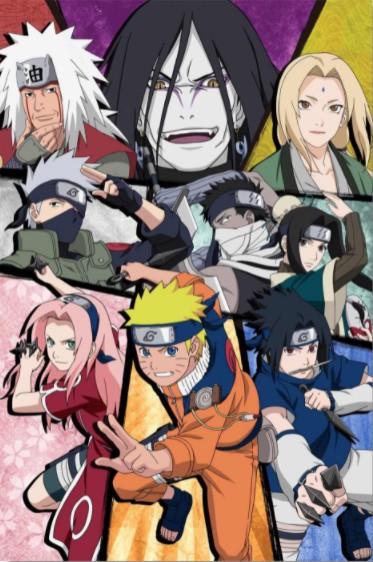 Naruto นารูโตะ นินจาจอมคาถา พากย์ไทย