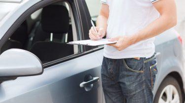 Prive lease auto inleveren