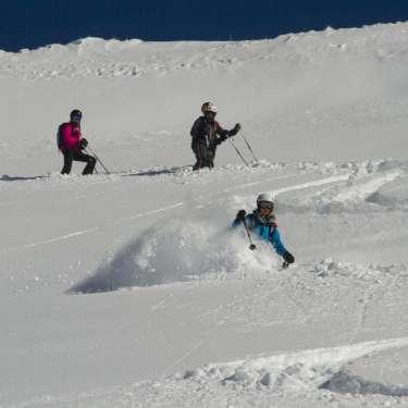 Fun&Snow Ski Guiding - Powder Turns