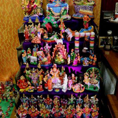 Navratri Golu Celebrations at Home