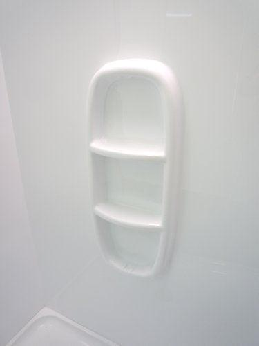 Shower Cubicle 3 Sided Alcove