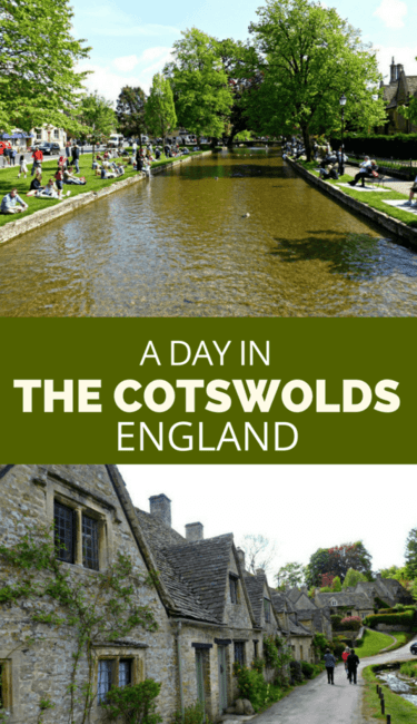 A day in the Cotswolds, England. See what you can do in one day at the Cotswolds.