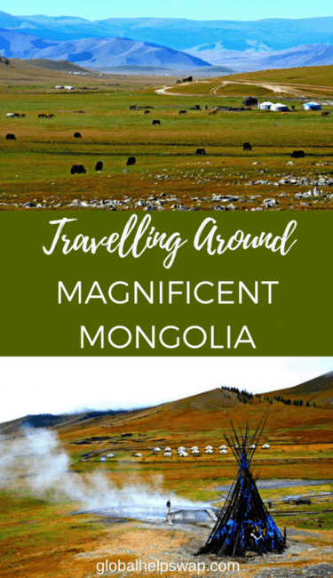 Our journey from The Gobi Desert to Ogii Lake