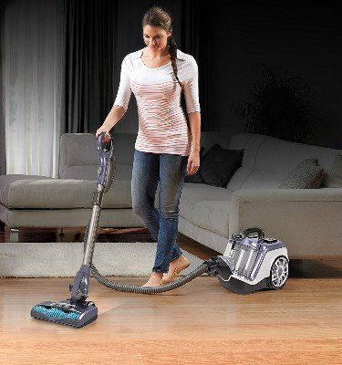 Best BAGLESS Canister Pet Hair Vacuum Quick Guide