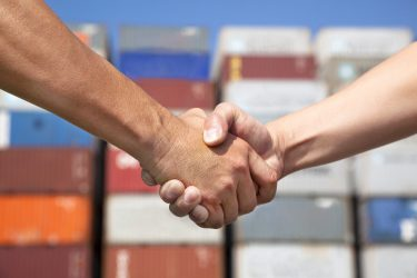 Negotiating on the freight market