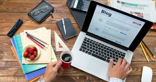 blogging for making money online