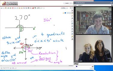 Online tutoring from Adelaide