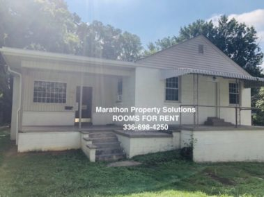 *Rooms for Rent* 1003 Silver Ave, Greensboro, NC 27403
