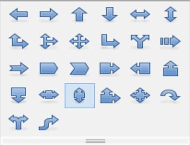 Arrow Types 12