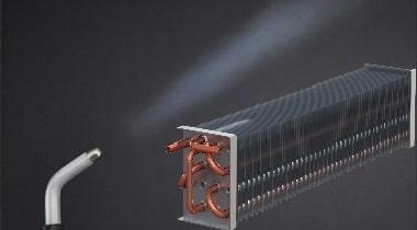 nettoyage vapeur échangeur thermique