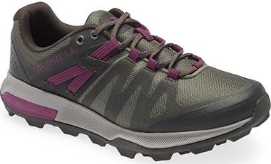 Merrell Zion Hiking Sneaker | 40plusstyle.com
