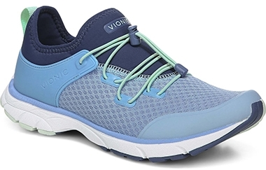 Best sneakers for plantar fasciitis - VIONIC London Sneaker | 40plusstyle.com