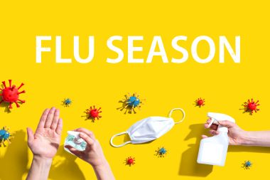 It's Not Too Early to Start Looking at the Next Flu Season—and It's Not a Pretty Picture