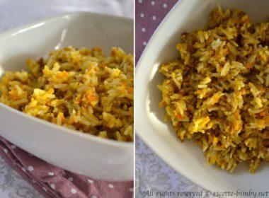 Insalata di riso basmati e lenticchie Bimby