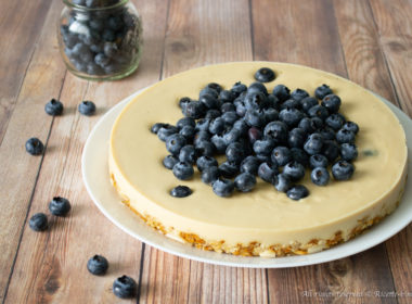 Cheesecake vegan senza glutine Bimby