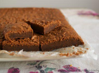 Brownies alla Nutella Bimby