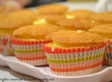 Muffin alla crema Bimby
