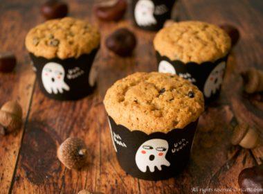 Muffin zucca e amaretti Bimby