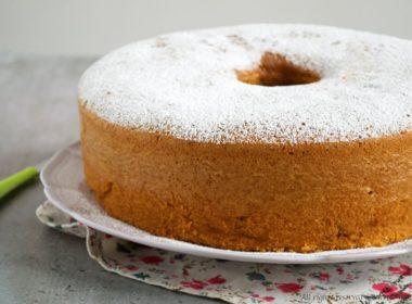 Chiffon cake Bimby