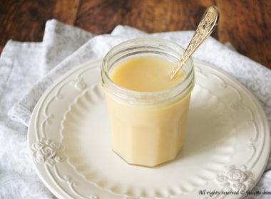 Latte condensato Bimby