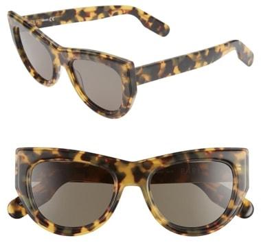Kenzo cat eye sunglasses   40plusstyle.com