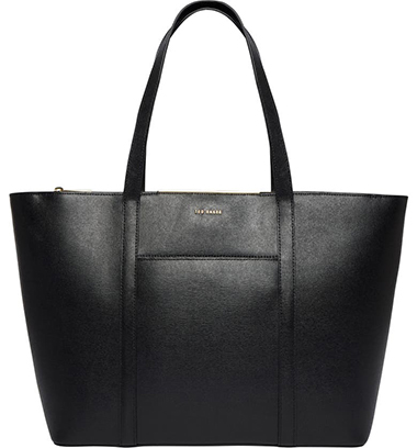 Ted Baker London Kimiaa Leather Tote | 40plusstyle.com