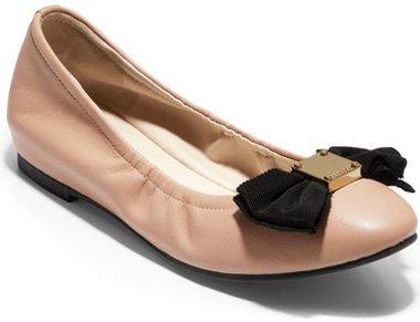 Cole Haan 'Tali' ballet flat | 40plusstyle.com
