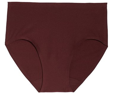No show underwear - Chantelle Lingerie soft stretch seamless hipster panties | 40plusstyle.com