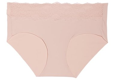 No show underwear - b.temptd by Wacoal b.bare Hipster Panties   40plusstyle.com