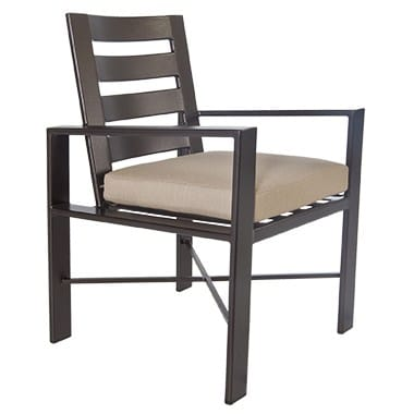 Gios Four Leg Dining Chair, Furniture - Metal