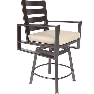 Gios Bar Stool, Outdoor Furniture - Metal